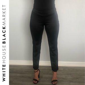 White House Black Market Slim Leg Stretchy Pants
